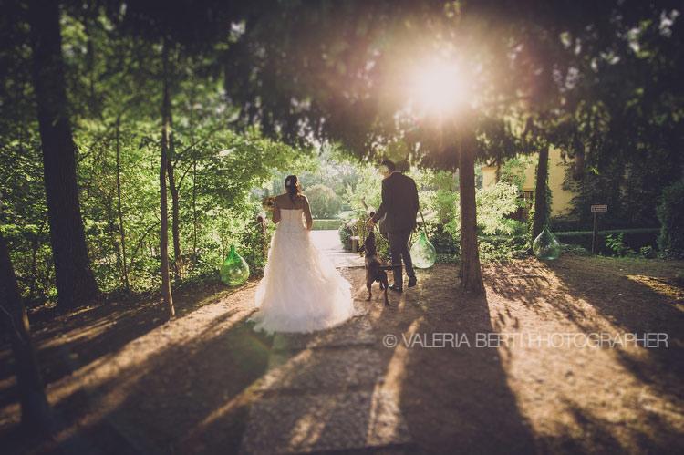 fotografo matrimonio Padova Villa Caprera
