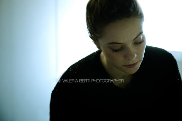 Ritratti alla cantante Francesca Michielin