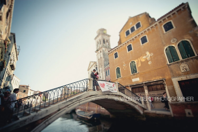 fotografo matrimonio venezia Proposta matrimonio dalla Svezia