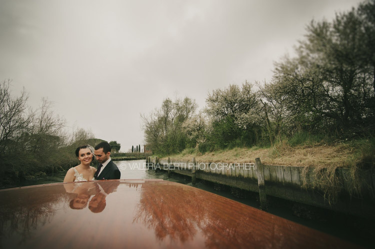Fotografo matrimonio venezia Alex ed April Isola di Torcello