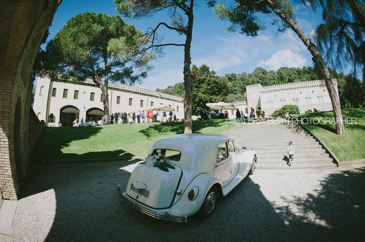 fotografo Matrimonio padova castello di lispida
