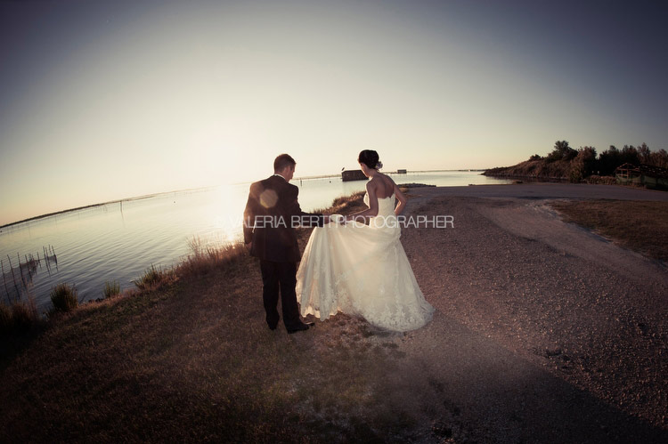 fotografo matrimonio venezia albarella villa ca tiepolo