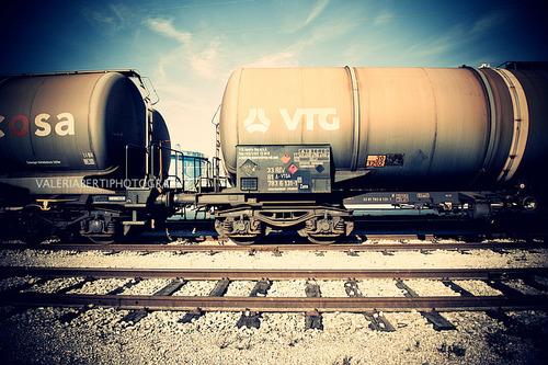 fotografie di treni venezia