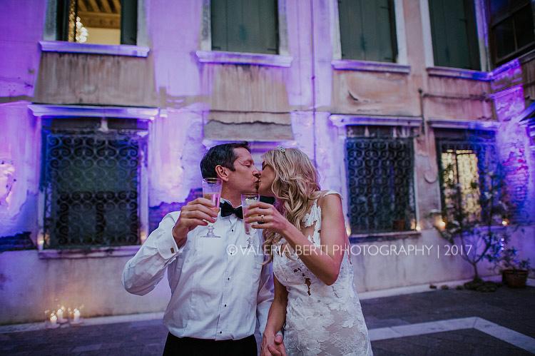 Un Lussuoso Matrimonio Inglese a Venezia