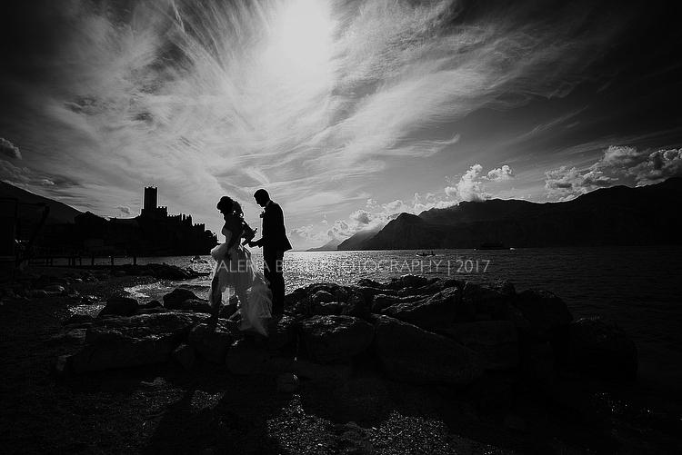 Fotografo Matrimonio Malcesine Lago di Garda