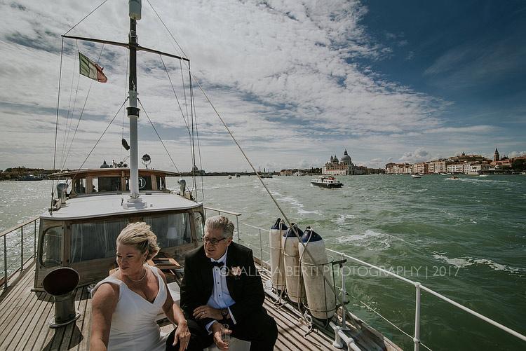 Romantico Matrimonio a Venezia Bauer Palazzo Hotel e Silver Victory Yacht