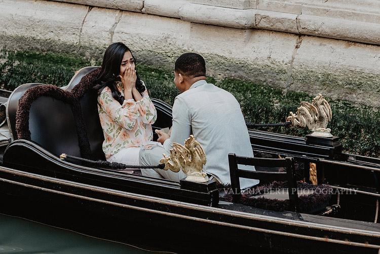 Proposta di Matrimonio a Venezia – John e Beatriz dagli USA