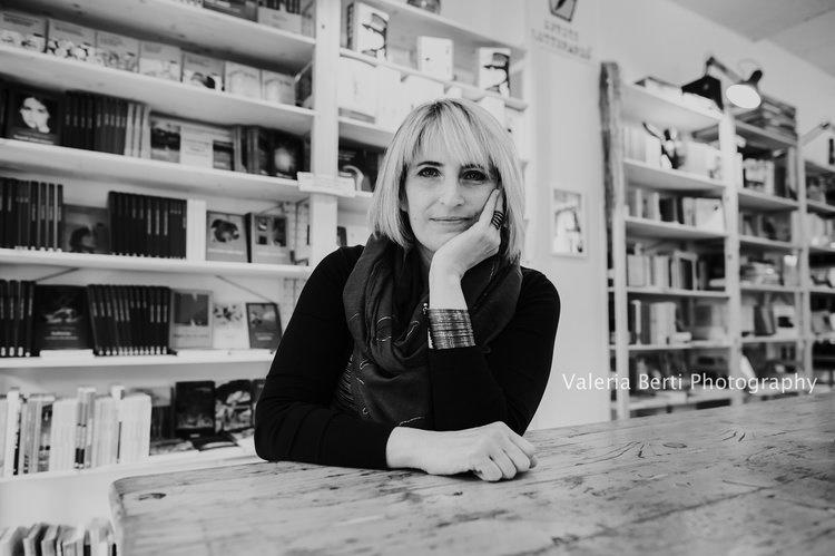 Ritratti alla Scrittrice Emanuela Canepa – Einaudi Editore