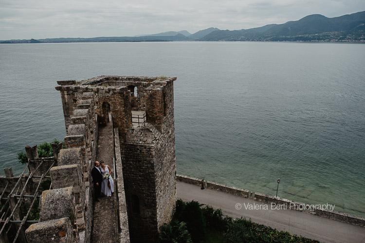 Matrimonio Al Castello di Torri Del Benaco-Pavla e Radek