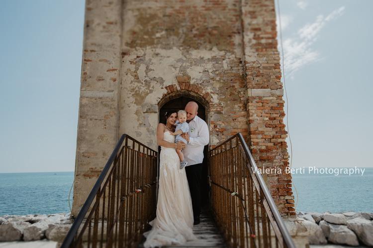 Matrimonio in Comune a Caorle – Libuska e Vitek