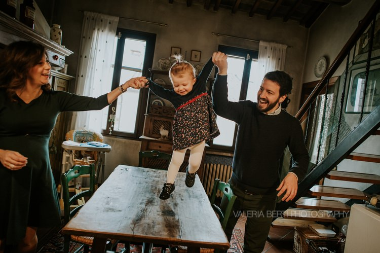 Ritratti famiglia e gravidanza ad una mia coppia di sposi – Padova