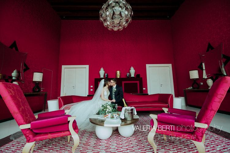 Un Lussuoso e Intimo Matrimonio a Venezia-Lucie e James