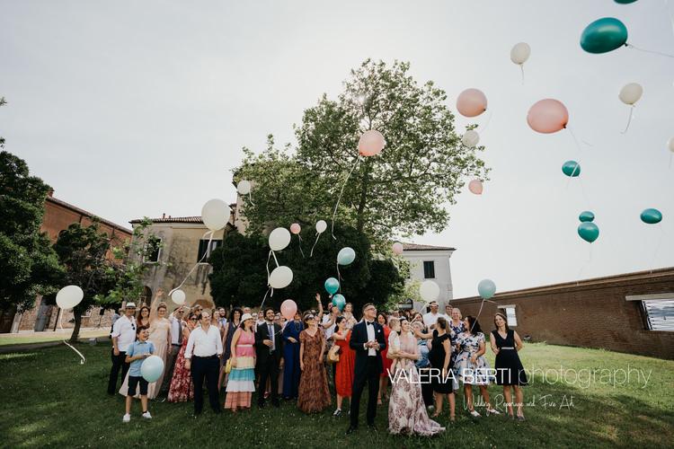 Fotografo Matrimonio Venezia – Isola Di san Servolo