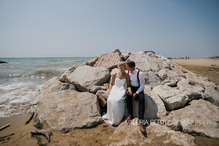 Matrimonio In Spiaggia A Bibione – Petr e Michaela