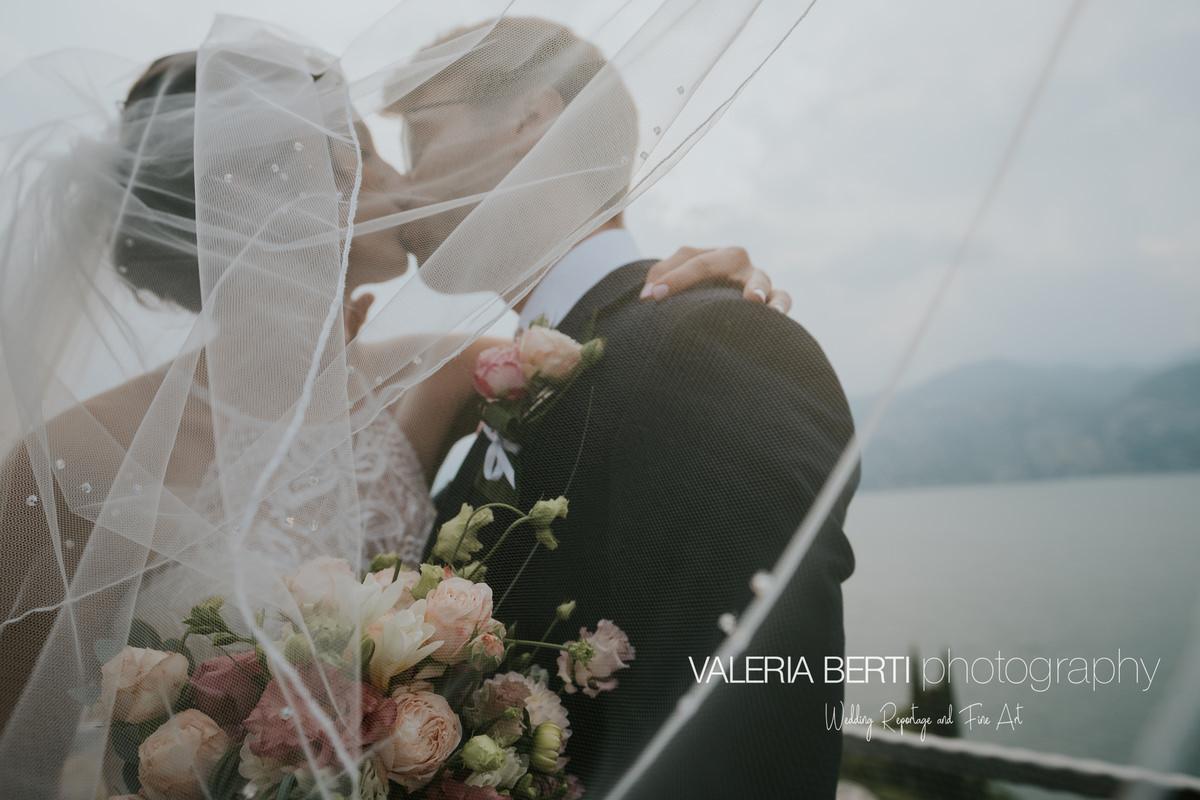 Un Matrimonio Intimo Al Castello di Malcesine