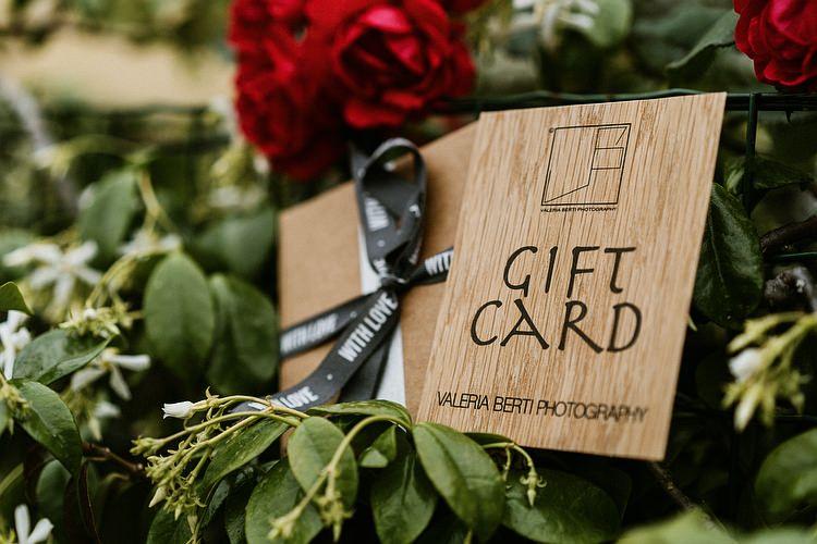 Gift Card Primavera Valeria Berti Photography