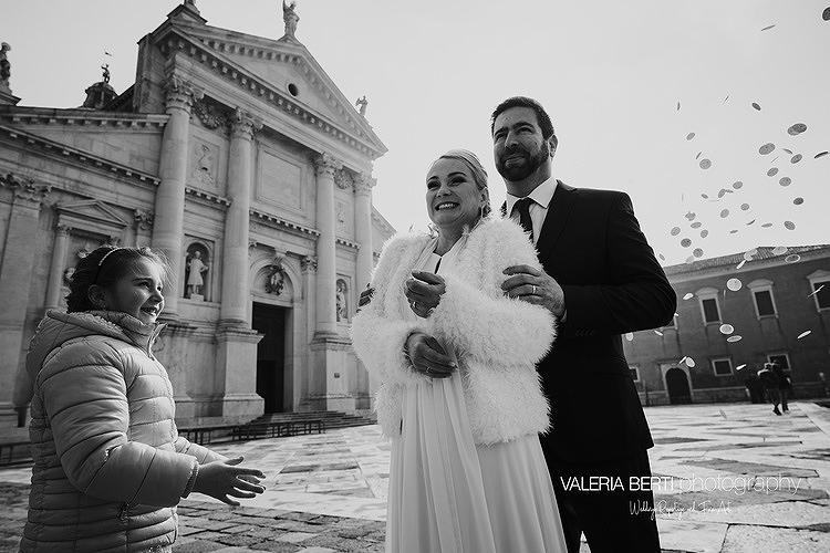 Matrimonio Invernale a Venezia pre covid 19