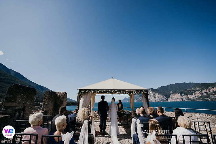WPJA Small Wedding and Elopement  Story Awards a Valeria Berti – Malcesine