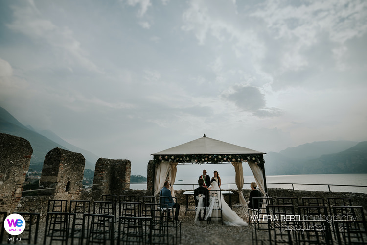 WPJA Small Wedding and Elopement  Story Awards a Valeria Berti – Lago Di Garda