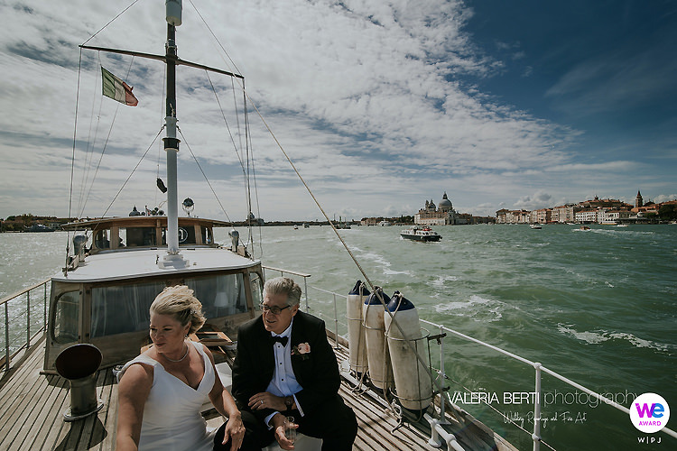 WPJA Small Wedding and Elopement  Story Awards a Valeria Berti – Venezia 2