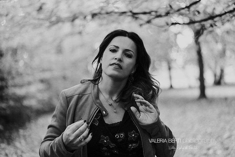 Ritratto Fotografico Di Donna – Nicoletta